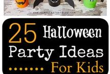 Halloween and St. Patrick's Day Party Ideas / Halloween and St. Patrick's Day Party Ideas that are sure to please everyone of all ages.