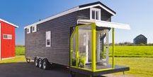 28ft | Custom Tiny House on Wheels / Custom built 28ft tiny home by Mint Tiny Homes