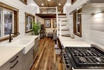 30ft | Rustic Tiny House