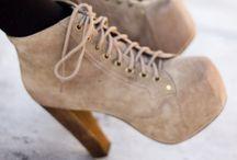 Shoes / by Megan L'Hoste
