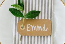 Emmas board