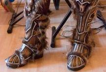 Larp - Boots