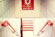 """LFC. / """"Walk on, with hope in your heart. And you'll never walk alone."""""""