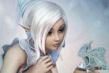 Elfi - Elves / Immagini di Elfi - Pictures of Elves