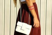 Maxi Everything / Maxi skirts, dresses, and pants