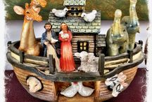 Arks / Arks hold a special place in my heart...every year on my great nieces birthday I have given her an ark music box .  She is 21. / by Carole Van Thomma