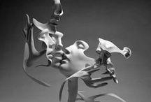 peinture, sculture & illustrations / by emma maia