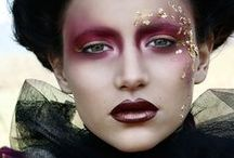 High Fashion & Halloween Make Up / by Canary Marie