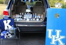 Kentucky Tailgate Parties / Food and games for the tailgate party!! Go Wildcats!