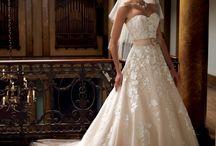 Wedding gowns & Wedding Ideas / by Carole Van Thomma
