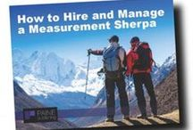 Measurement Resources / Why Paine Publishing? Because you need a reliable source for communications measurement advice.