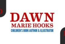 Books I made / picture books by Dawn Marie Hooks