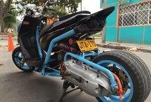 Yamaha bws #scooter #lifestyle / Tunning, modificaciones, accesorios bws.