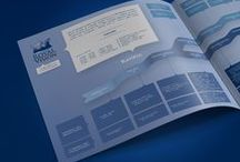 Royal Vision / Graphic and Web design