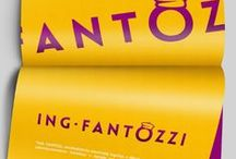 ING. FANTOZZI / Proposal a graphic design for client