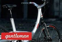 Gentleman - bike / Product design - bike proposal Gentleman