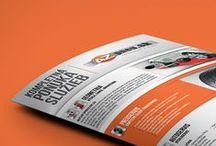 AZ-Pneu / Graphic design for company AZ-Pneu
