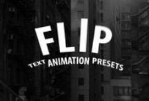 Text Animation Presets for After Effects / Available here: https://modio.tv/downloads/playful-text-animation-presets/ https://modio.tv/downloads/flip-text-animation-presets/