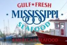 All about MS Seafood / Learn why Mississippi Gulf Fresh Seafood is some of the best seafood in the world! / by Mississippi Seafood