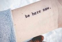 tattoo / beautifully simple feminine tattoos