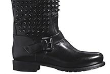 Boots & Co. / Boots and bikers