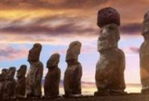 Chile Travel - Easter Island + more