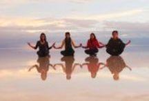 Bolivia Travel - Salt Flats of Uyuni + more