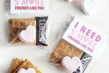 Valentine's | Galentine's / Valentine treats, ideas, and gifts for your love or your best (girl) friends