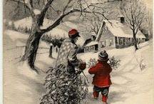 Christmas - vintage ♥