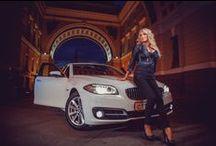 BMW Girls Russia / BMW Club Russia  Saint-Petersburg