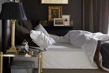 :: bedroom : masculine ::