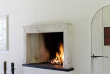 :: living : fireplaces ::