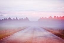 Away we go - wanderlust
