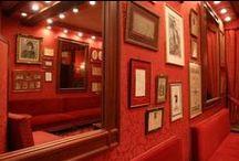 Salles des Théâtres Parisiens / Photos d'intérieur des Théâtres Parisiens