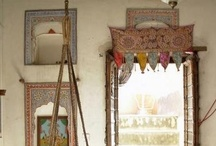 Heavenly Spaces / These are simply corners of rooms or details in rooms that I find lovely.