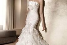 Mermaid Wedding Dresses / Beautiful Mermaid Wedding Dresses