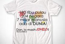 Jomblo & Galau / Expres your Galau