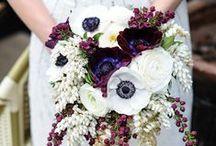 bukiety ślubne / bridals bouquets
