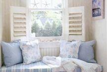 Window seats ♥