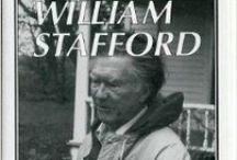 Remembering William Stafford / These are items on display at the State Library for the celebration of William Stafford. Oregon Reads is commemorating the centennial of Oregon's most celebrated poet, William Stafford. Join other readers throughout the state who are participating in the Oregon Reads 2014 celebration and share one of Stafford's books of poetry.