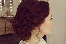 włosy / hair, hairstyles