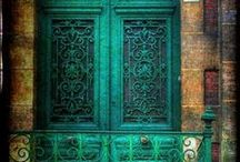 drzwi i okna / door, gates, windows