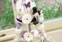 Wedding cakes / Make your wedding cake as your focal point