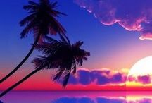 Miles away Monday- Hawaii