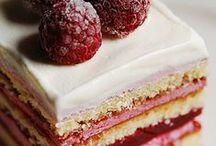 słodko / sweet, cakes, cookies, fruits, chocolate