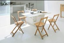 Folding tables-chairs