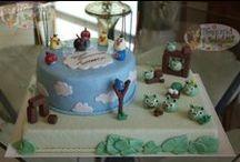 Cake Design By Fimoland / Torte realizzate in PDZ
