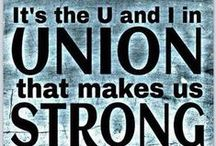 Union Strong / United we are strong. BATs support unions!  #unionstrong shows ways that unions HELP students. Teacher unions dictate working conditions that directly influence kids. Badass Teachers Association fight to save public education, the teaching profession, and for social justice.  Join us on Facebook, Twitter, and Instagram as well. https://www.facebook.com/groups/BadAssTeachers/ Twitter and instagram @badassteachersA