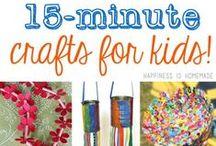 Kids Activities/Craft