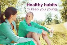 Healthy Aging / Staying healthy is important, especially as you age. Read up on how to stay healthy and feel youthful. / by UPMC Health Plan